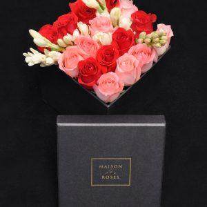 Desir flower box Maison des Roses