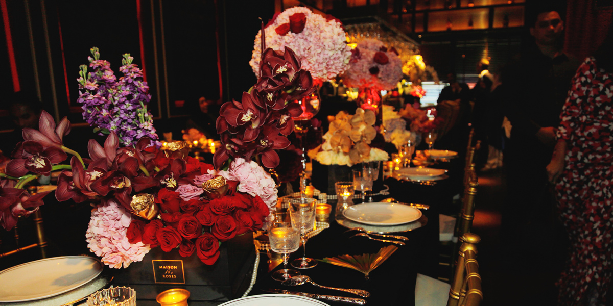 Events floral decoration in kuala lumpur