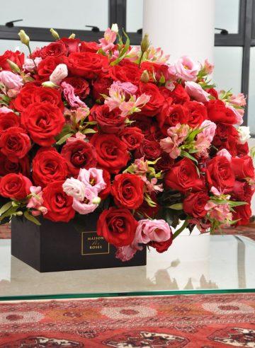 Arjento flower bouquet